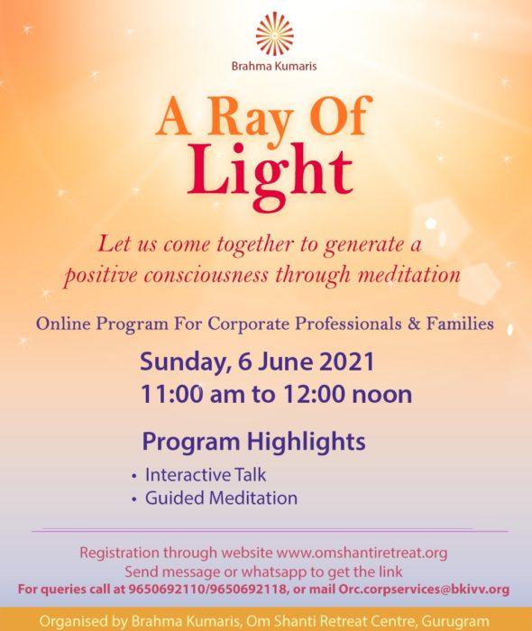 A Ray of lIghtt